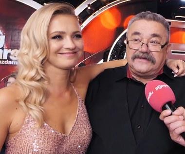 """Barbara Kurdej-Szatan z tatą w """"Tańcu z Gwiazdami"""""""