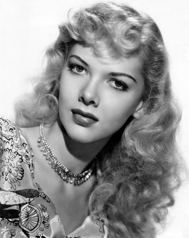 Barbara Lawrence, zdj. wyk.ok. 1949 roku /PAP/Photoshot /PAP