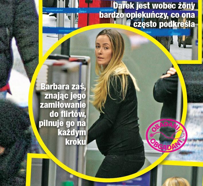Barbara Michalczewska z ciążowym brzuszkiem /Twoje Imperium