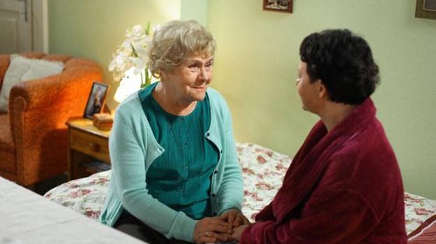 Barbara nie będzie kryła radości z powrotu córki. /www.mjakmilosc.tvp.pl/