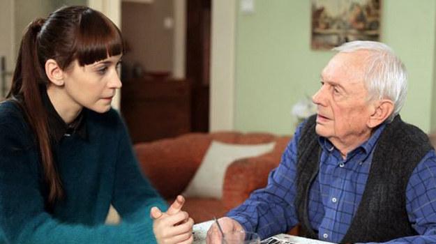 Barbara nie ma skrupułów - wyrzuca Jankę z domu! /MTL Maxfilm