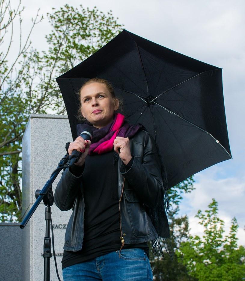 Barbara Nowacka domaga się zmian w prawie aborcyjnym. /Zofia Drozynska /East News