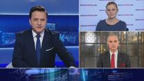 """Barbara Nowacka i Jan Maria Jackowski w """"Gościu Wydarzeń"""""""