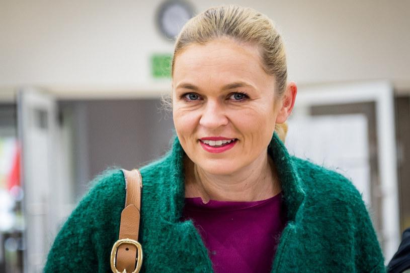 Barbara Nowacka - liderka Inicjatywy Polskiej /Marcin Bruniecki /Reporter