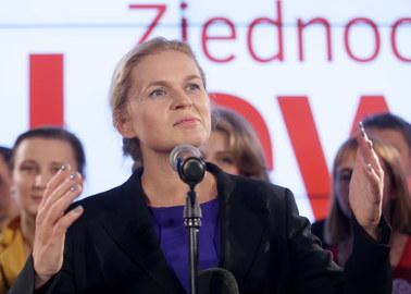 Barbara Nowacka: Wróci czas na lewicę, nie poddamy się