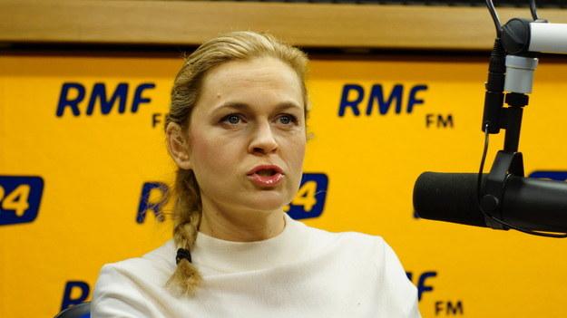 Barbara Nowacka /RMF FM