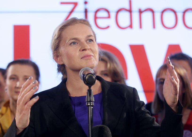 Barbara Nowacka /Leszek Szymański /PAP