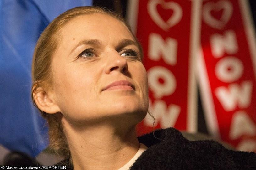 Barbara Nowacka /Maciej Luczniewski/REPORTER /East News