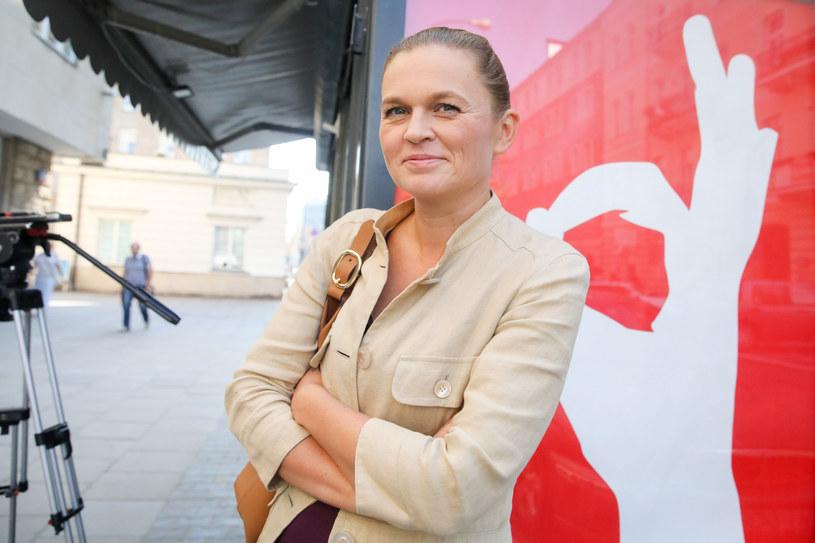 Barbara Nowacka /Andrzej Iwańczuk /Reporter