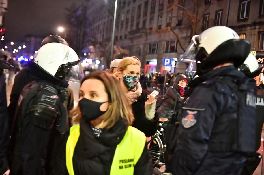 Barbara Nowacka /Andrzej Lange /PAP