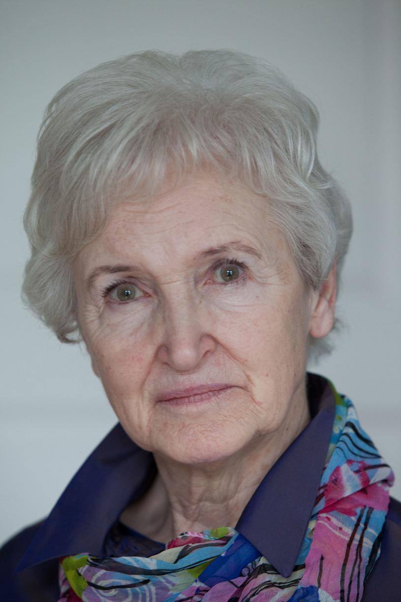 Barbara Paciorkiewicz (zdj. z 2012 roku) /Archiwum prywatne /