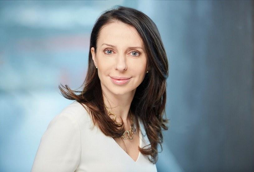 Barbara Piontek, b. prezes JSW /Informacja prasowa
