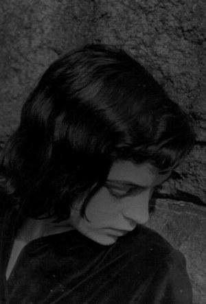 Barbara Sarapuk - zdjęcie z albumu rodzinnego /Archiwum autora