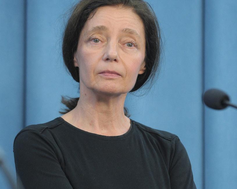 Barbara Sienkiewicz ma problemy z dziećmi? /Jan Bielecki /East News