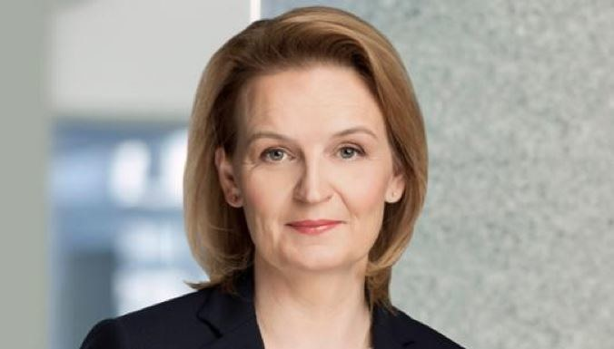 Barbara Socha, wiceminister rodziny. Żródło: gov /materiały prasowe