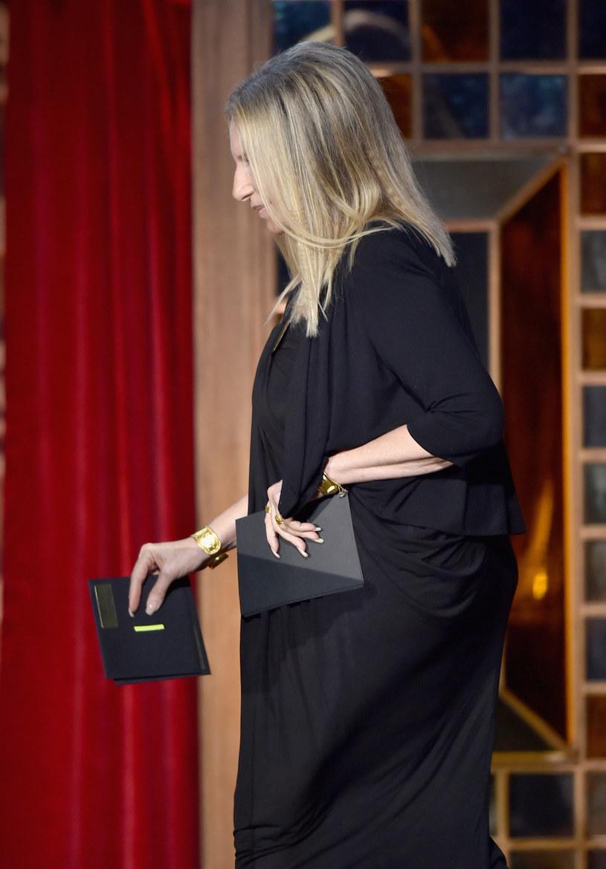 Barbara Streisand /Getty Images