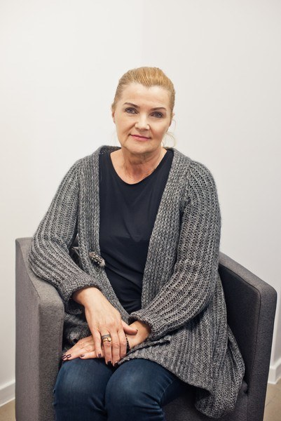 Barbara Wojewódzka (archiwum prywatne) /