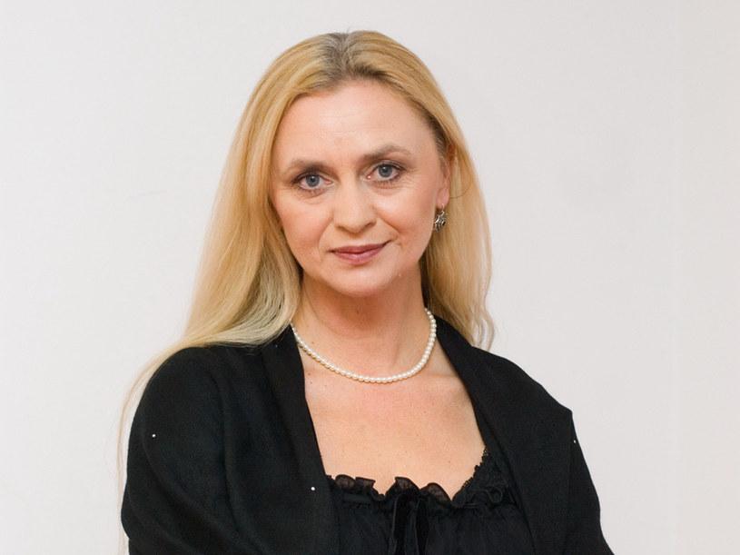 """Barbara Zielińska bała się, jak ludzie będą odbierać """"wredną babę"""", Grzybową. /Agencja W. Impact"""