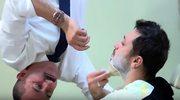 Barber-Nietoperz: Golibroda do góry nogami