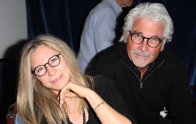 Barbra Streisad i James Brolin /Sonia Moskowitz /Getty Images