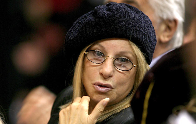 Barbra Streisand, fot. Gail Oskin   /Getty Images/Flash Press Media