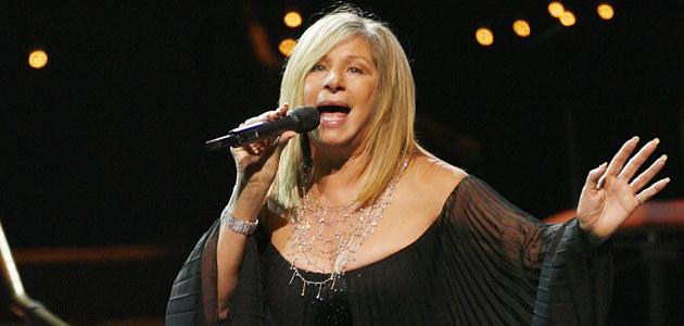 Barbra Streisand, fot. Jo Hale  /Getty Images/Flash Press Media