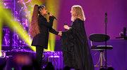 Barbra Streisand i Ariana Grande na jednej scenie