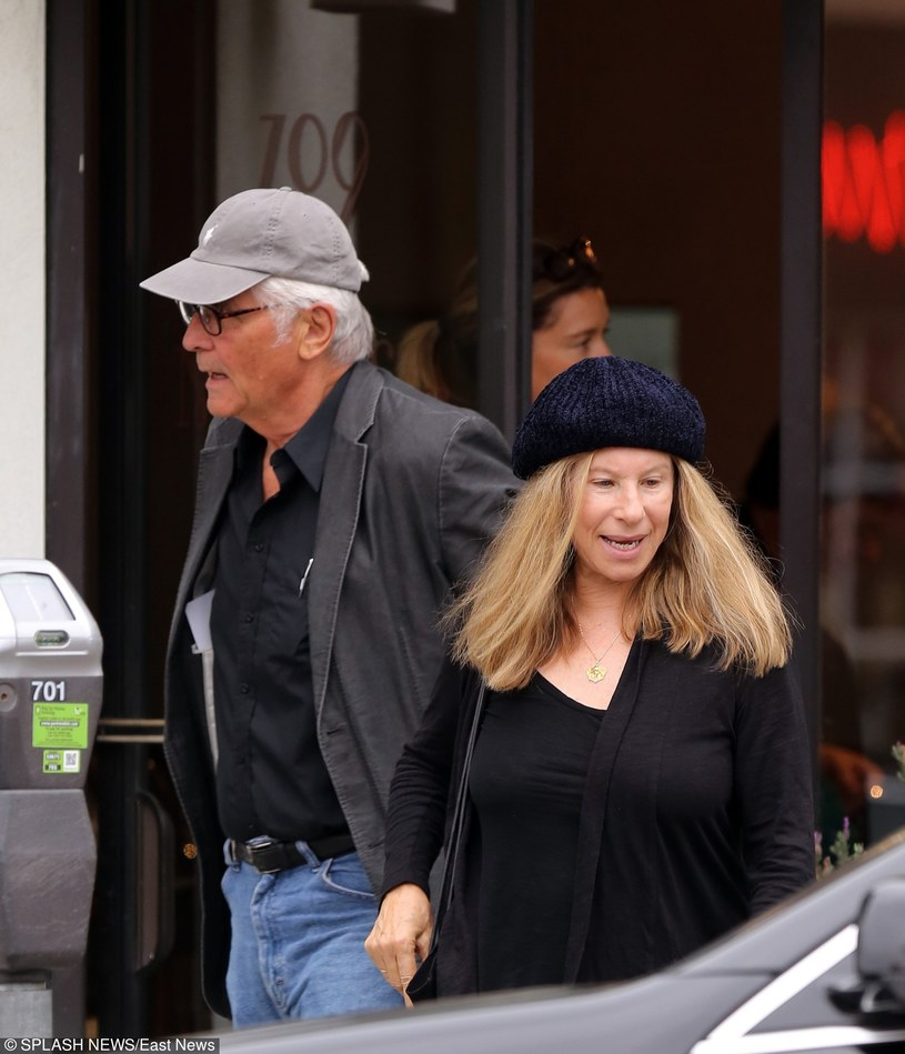 Barbra Streisand i James Brolin /- /East News