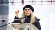 Barbra Streisand: Przez Trumpa przybieram na wadze