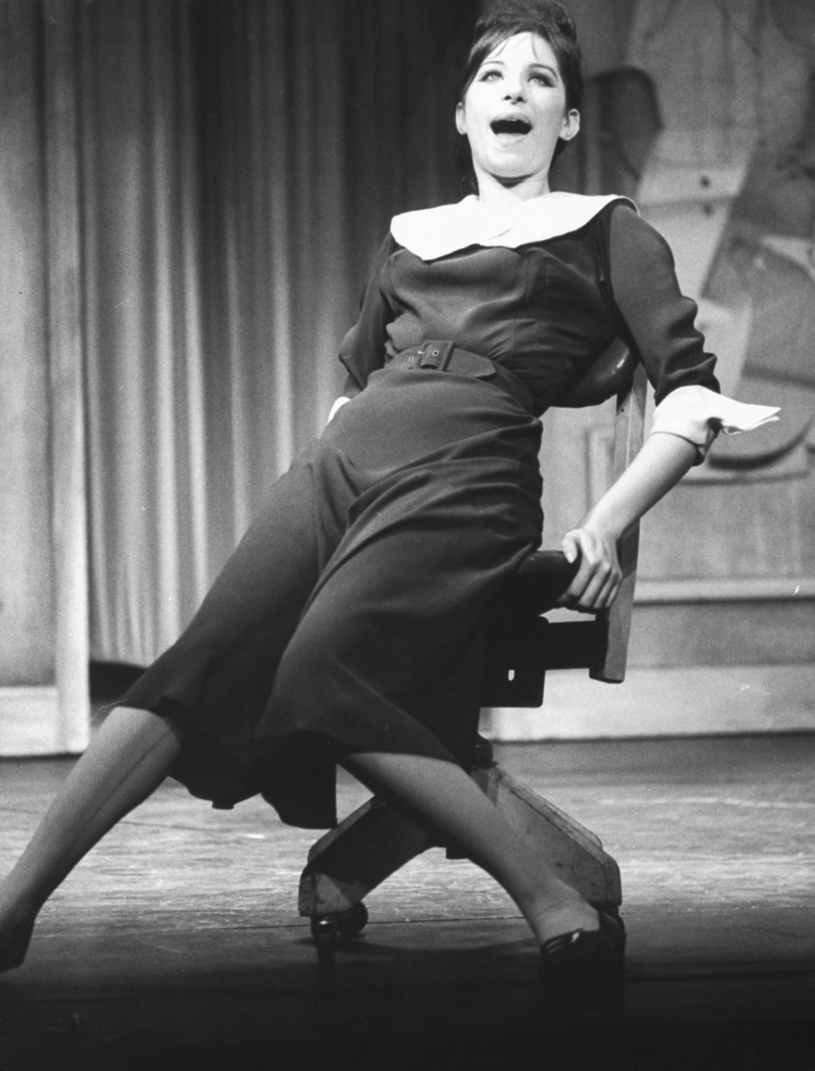 Barbra Streisand w swoim piewszym musicalu I Can Get It for You Wholesale /Getty Images