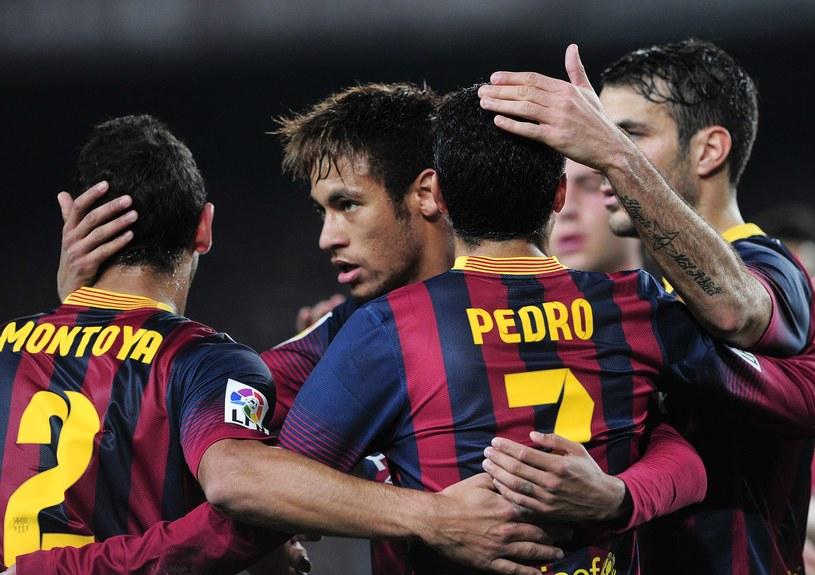 Barcelona awansowała do 1/8 finału Pucharu Hiszpanii /AFP