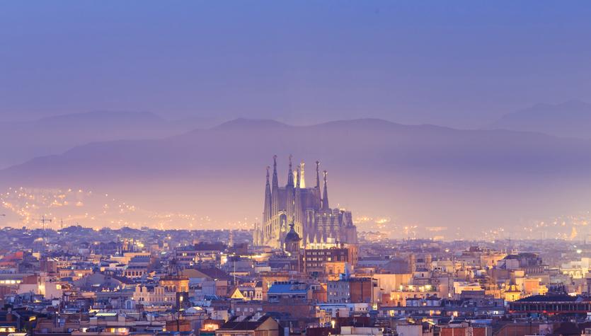 Barcelona - idealna na wiosenne wypady