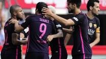 Barcelona na piątkę! Popis Katalończyków w Gijon