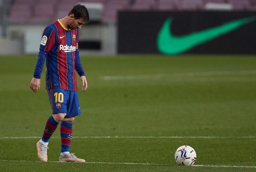 Barcelona niespodziewanie przegrała z Granadą 1-2 /PAP/EPA