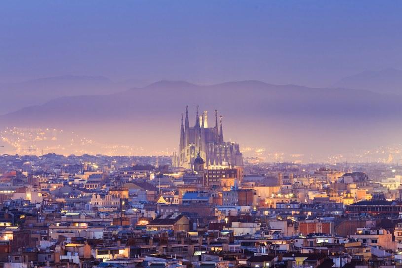 Barcelona, panorama miasta /123RF/PICSEL
