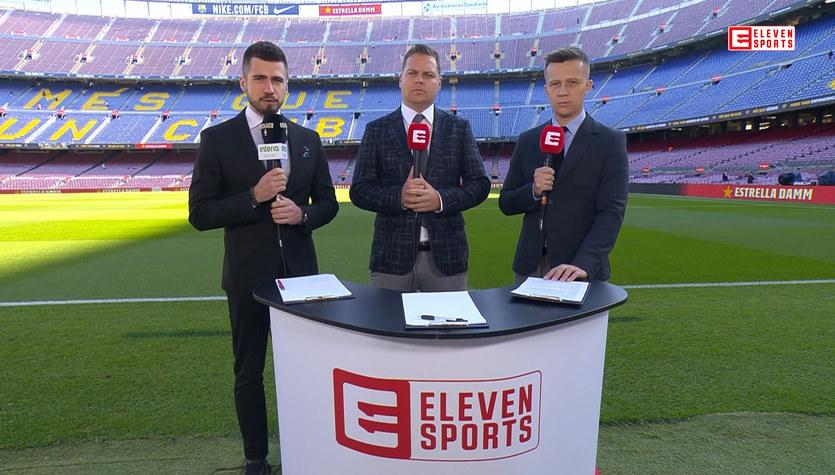 Barcelona - Real Madryt. Eksperci Eleven Sports specjalnie dla Interii przed EL CLASICO! WIDEO