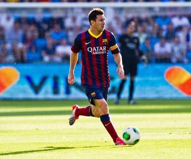 Barcelona rozbiła Valerengę, Martino przyglądał się z trybun