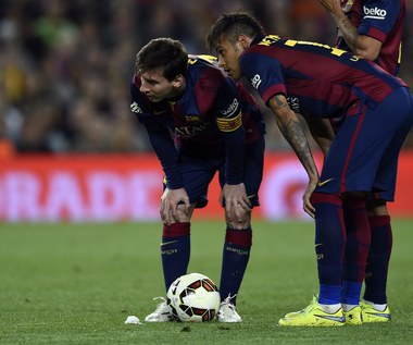 Barcelona rozgromiła Getafe. Skrót