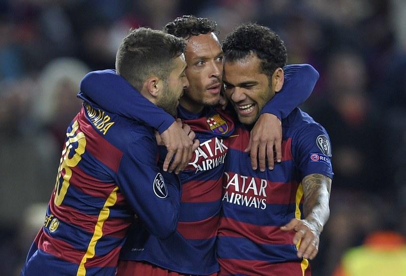 Barcelona rozgromiła Romę aż 6-1 /AFP