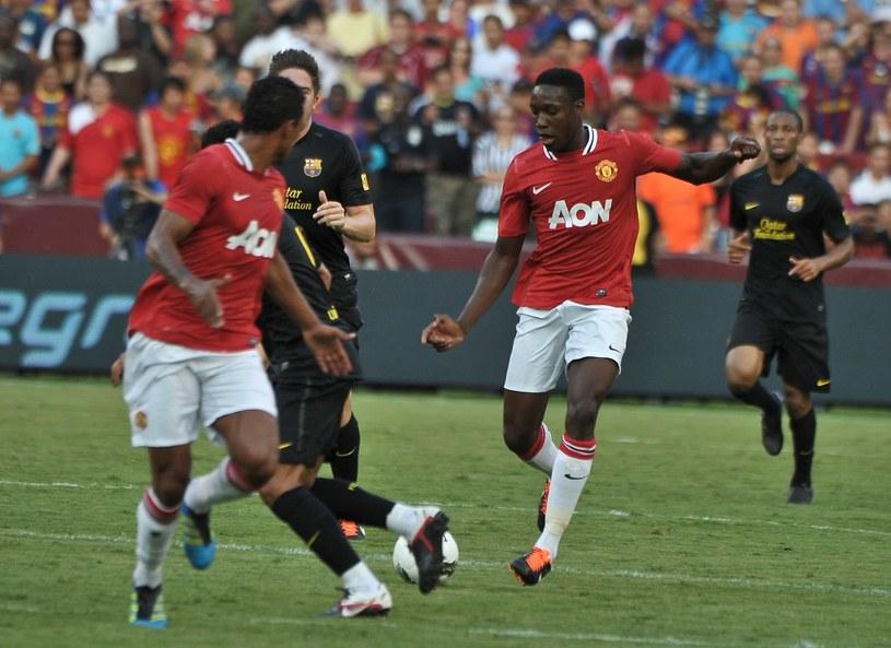 Barcelona z Manchesterem United ostatnio zagrała 30 lipca 2011 roku w USA. /. /AFP