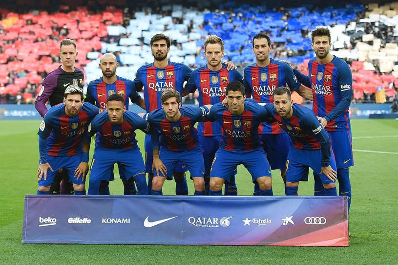 Barcelona zmierzy się z Paris Saint Germain w 1/8 finału Ligi Mistrzów /AFP