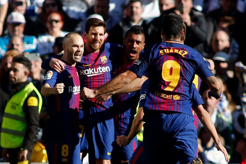 Barcelona zrobi kolejny krok w kierunku mistrzostwa? /AFP