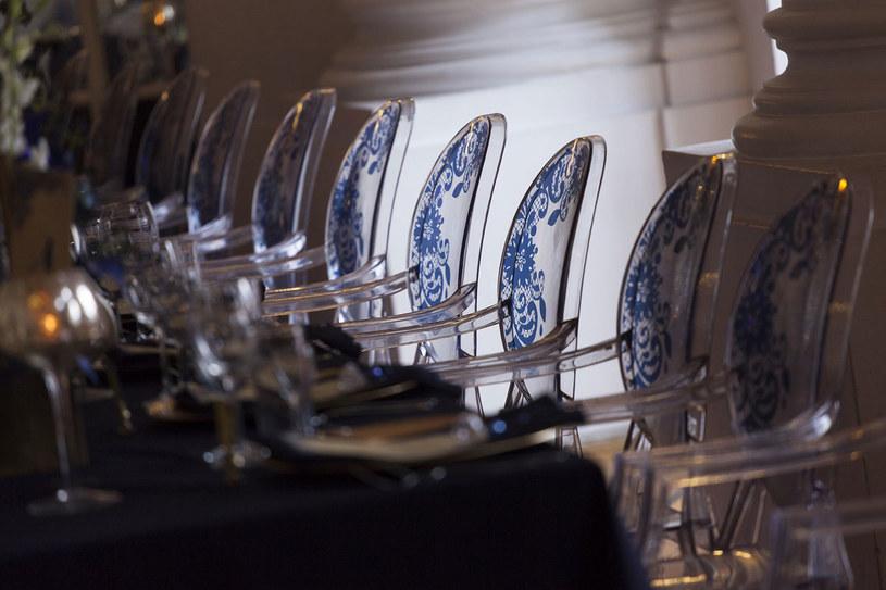 Bardzo elegancki wystrój doda uroku podniosłym chwilom /Wedding