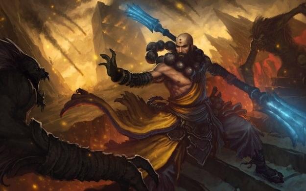 Bardzo prawdopodobne, że doczekamy się kiedyś serii Diablo w wersji konsolowej /Informacja prasowa