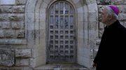 """""""Bardzo radykalne treści"""" na murach bazyliki w Jerozolimie"""