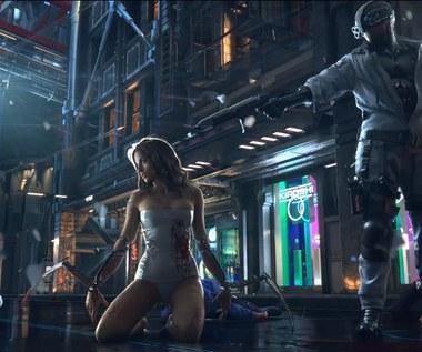 Bardzo rzadkie zjawisko w Cyberpunku 2077