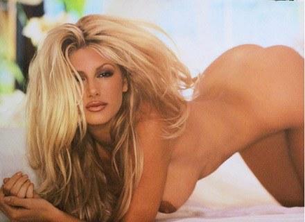 """Bardzo seksistowskie zdjęcie Brande Roderick z oskarżanego o seksizm """"Playboya"""" /Getty Images/Flash Press Media"""