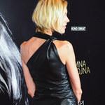 Bardzo szczupła Anja Rubik na premierze filmu