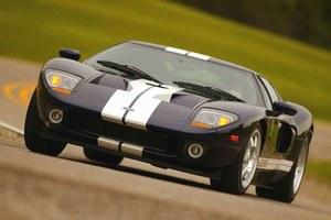 Bardzo szybki Ford GT!