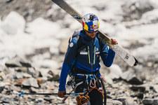 Bargiel po zjeździe z K2: Cieszę się, że nie muszę tu wracać